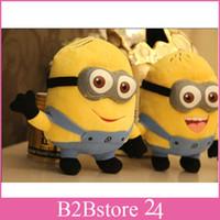 """Despicable ME Movie Plush Toy 6"""" 17cm Minion Jorge 3d e..."""