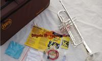 Piccolo Trumpet trumpet bb - BachLT180S silver Bb trumpet brass instruments China