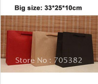 Paper Recyclable ss-479 Big size paper gift bag,33X25X12CM,Paper bags with handles,,Christmas bags, (SS-479)