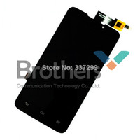 1280x720 Capacitive Screen Yes Wholesale-OP-Quality LCD Display + Touch Screen Digitizer Full Assembly For ZTE Grand memo 5'7 N5 U5 N9520 V9815 Free shipping