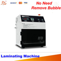 Cheap laminating machine OCA Laminating Machine Best vacuum laminating no need remove bubble No mold, no bubble OCA laminator
