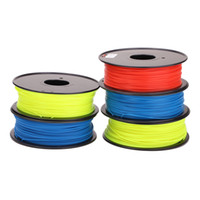 3d printer - Best Price Different Color Plastic mm mm ABS PLA HIPS D Printer Filament welding rods for Makerbot Mendel Prusa Huxley BFB series