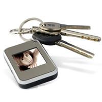 achat en gros de album sonne pouces-DIHAO Vente en gros - 1,5 pouce mini Digital photo cadres photo numériques des albums photo numérique Key Ring