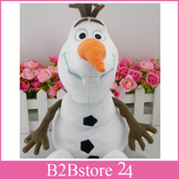 Frozen Lovely OLAF the Snowman Plush Doll Stuffed Toy Frozen...