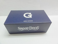Wholesale Snoop Dogg Starter Kit E Cigarettes Vaporizer kits snoop dog mah Clone Blue Atomizer with for Dry Herb wax Quick Seller