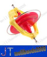 Wholesale Magic UFO Magic Music Gyroscope Toy Gyro With LED MYY2140