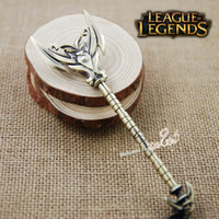 Cheap Lulu League of Legends Best Zinc Alloy Key Chain LOL Accessories