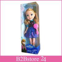 2014 New Arrival Frozen Figure Play Set Elsa Classic Toys Fr...