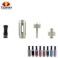 Cheap Replaceable Aspire mini vivi nova s Best 2.0ml Metal pyrex glass tube