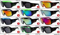 Wholesale AAAA quality dragon domo sunglasses colors mirror lens Good Quality men oculos de sol Brand Sport Eyewear DHL free