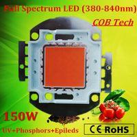 Wholesale 2014 Hot sell high lumen intensity full spectrum nm W DIY led grow lamp chip for plants seeding growing flowering