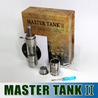 Free Shipping !!! Master Tank II Drip Atomizer Stainless Ste...