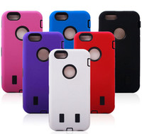 2 in 1 Hybird Shockproof PC Plastic Hard TPU Silicone soft C...