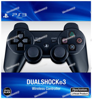 Wholesale New High quality Colors Wireless Bluetooth Game Controller For sony playstation PS3 SIXAXIS Controle Joystick Gamepad