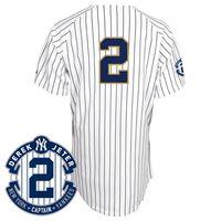 pinstripe baseball jerseys - Derek Jeter Yankees NY Captain Jerseys Pinstripe High Quality Mens Baseball Jerseys Cheap Players Sports Shirts Kits Tops Mens Shirs