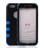 Robot Shockproof 4. 7' ' iphone6 PC Plastic Hard+ TPU...