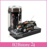 Wholesale - hot sale Coke Can Mini RC Radio Remote Control M...
