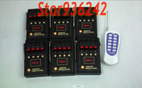 Wholesale 24 Channel HK POST AIR DBR04 Equipment m Fireworks Firing system ignition Radio fire Waist type remote Electronic Wire display