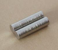 Wholesale 50pcs Neodymium Disc Mini mm X mm Rare Earth N35 Strong Magnets Craft Models