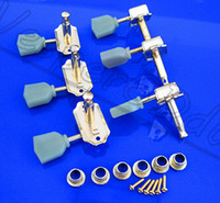 Wholesale New Guitar Gold Deluxe Guitar Tuning Peg L R Machine Heads for LP Gibson Style