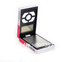 <50g Pocket Scale Yes Wholesale-OP-Wholesale 200g x 0.01g Digital Pocket Scale Balance Weight Jewelry Scales 0.01 gram Cigarette Case Free Shipping Dropshipping