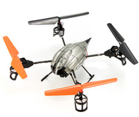 Wholesale Wltoys V959 Upgraded V222 Axis CH RC Quadcopter RTF Ghz with Switchable Transmitter