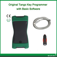 Wholesale 100 Original Most Powerful Locksmith Tool Tango Key Programmer with Basic Software Support All Cars