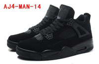 Hight Cut Men Summer High Quality Mens Basketball Shoes Top Quality Famous Trainers Retro 4 IV Men's Sports Basketball Shoes Sports Shoes