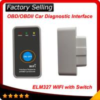 Cheap Code Reader elm 327 wifi Best For BMW elm family elm327