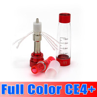 Hot Sale!!! Detachable Full color CE4 Clearomzier Full color...