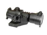 aimpoint - Aimpoint Tactical M2 Style x30mm Red Green Dot Rifle Scope Sight with Quick Release Cantilever Mount