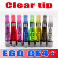 DHL free shipping CE4+ Detachable E Cigarette Clearomizer 1....