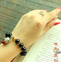 Cheap Charm Bracelets Jewelry / fashion jewelry Best Natural crystal / semi-precious stones Tourmaline Bracelets