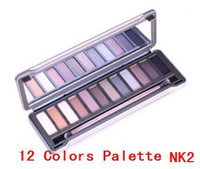 Wholesale Free colors palette makeup eyeshadow with a brush Drop Shipping