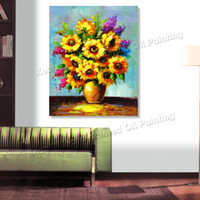 One Panel Oil Painting Fashion Canvas Wall Art Painting Home Decoration Modern Wall Picture Flower Canvas Prints Classical Oil Painting Picture Printed Canvas (No Frame)
