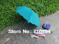 Raining mini folding umbrella - OP tiny folding umbrellas mini folding umbrellas princess folded umbrellas