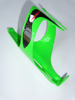 Wholesale NEASTY carbon water bottle cage bike bottle cage NT BC1091 bright green bike accessaries