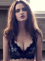 Cheap Bras bras Best Push Up Three Quarters women underwear