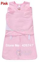 Cheap Free shipping NEW arrived Newborn baby Wraparound sleeping bag against Tipi pajamas Quality Safty sleeping blanket baby swaddle