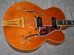 Vente en gros - 1957 Super 400 meilleure vente de guitare en Chine en stock (# GAT0240) Excellente qualité à partir de china stock guitare fabricateur