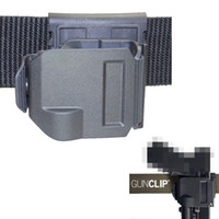 GLOCK 17/19/22/23 Black Right handed For GLOCK 17 19 22 23 Tactical Airsoft Paintball Hunting Shooting Roto Right-Handed Gun Clip Holster BK
