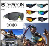 Wholesale 2014 New Dragon DOMO Remix men Designer sunglasses Cycling eyewear Dragon Brand Coating glasses Drragon DOMO pc with retail box