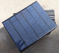 solar module - 18V Watt Mini Solar Cell Solar Module Polycrystalline Solar Panel For V Battery Charger DIY Solar Charger