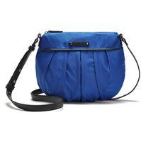 Shoulder Bags Women Plain Hot sale! 2014 brand women messenger bag Ruched Nylon designers women's handbag famous brand design cross body small bag