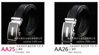 Wholesale high grade Men s Buckle Belt Automatic Belt Leather Belt of Cowhide Belt design AA03