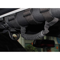 jeep wrangler - 13505 Rugged Ridge Ultimate Grab Handle PAIR Jeep Wrangler handle