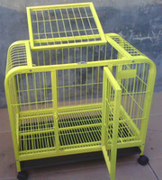 Wholesale Kennels cage outdoor chain link metal dog house