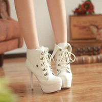 Ankle Boots Knight Boots Women Quality Ankle Boots New Women Shoes Winter Boots High Heels 2014