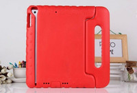 Wholesale Kids Friendy Shock Proof EVA Foam Heavy Duty Case For iPad mini mini2 DHL Free