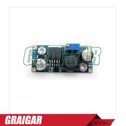 Wholesale LM2596 LM2596S ADJ Power supply module DC DC Step down module V V V adjustable Voltage regulator A